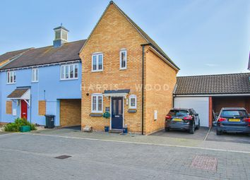 Thumbnail 2 bed link-detached house for sale in Henry Everett Grove, Colchester