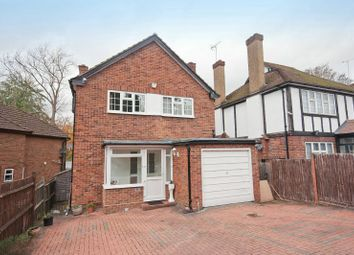 Thumbnail 3 bed detached house for sale in Gladsdale Drive, Pinner, Middlesex