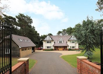 Thumbnail 4 bed detached house for sale in Hurn Road, Ashley, Ringwood