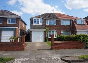 Thumbnail 3 bed semi-detached house for sale in Millcroft, Liverpool
