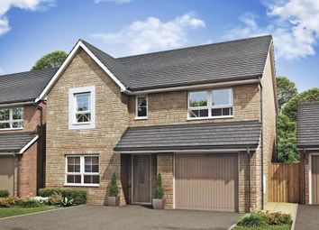 """Thumbnail 4 bed detached house for sale in """"Hemsworth"""" at Knights Way, St. Ives, Huntingdon"""