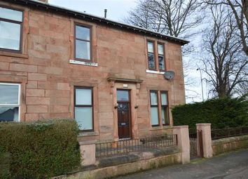 Thumbnail 2 bed flat for sale in Old Mill Road, Uddingston, Glasgow