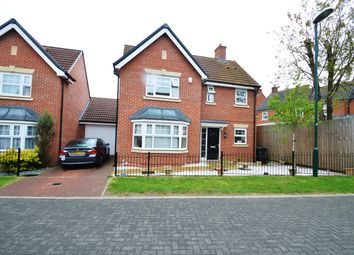Thumbnail 4 bed detached house to rent in Great Sampsons Field, Welwyn Garden City