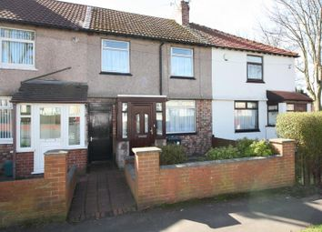 Thumbnail 3 bed terraced house for sale in Hatton Hill Road, Litherland, Liverpool