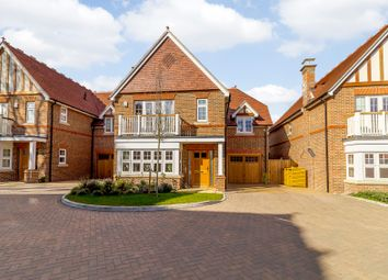 Thumbnail 4 bed detached house for sale in Chatt Court, Welwyn