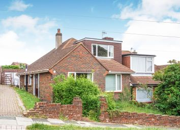 Thumbnail 3 bed semi-detached house for sale in Bramble Rise, Brighton