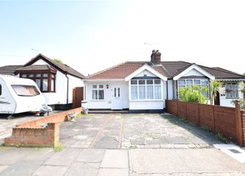 Thumbnail 2 bed bungalow for sale in Parkside Avenue, Romford