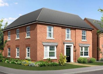 Thumbnail 4 bed detached house for sale in Hilary Bevins Close, Higham On The Hill