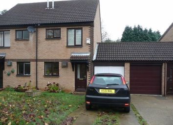 Thumbnail 2 bed property to rent in Ecton Park Road, Northampton