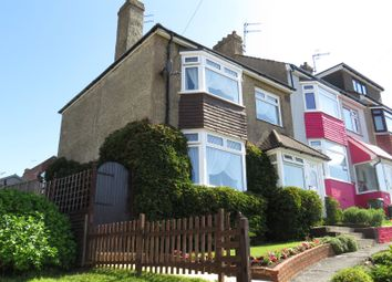 Thumbnail 3 bed end terrace house for sale in Carlyle Avenue, Brighton
