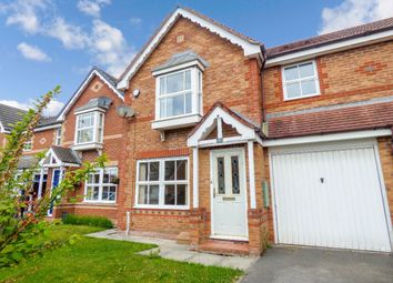 Thumbnail 3 bed semi-detached house to rent in Milestone Meadow, Euxton, Chorley