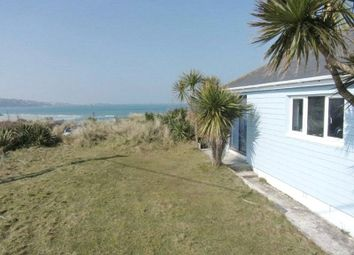 Thumbnail 3 bed detached bungalow for sale in Riviere Towans, Phillack, Hayle