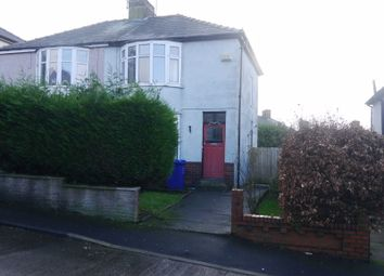 Thumbnail 2 bed semi-detached house for sale in Coppice Avenue, Accrington