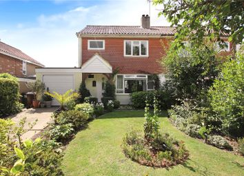 Thumbnail 3 bed semi-detached house for sale in Holly Drive, Wick, Littlehampton