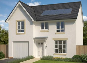 "Thumbnail 4 bed detached house for sale in ""Delgatie"" at Prospecthill Road, Motherwell"