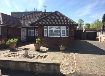 Thumbnail 2 bed bungalow to rent in Smallmead, Horley, Surrey
