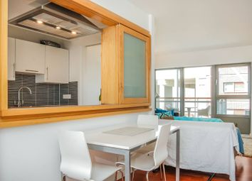 Thumbnail 2 bed flat for sale in Hutchings Wharf, Isle Of Dogs