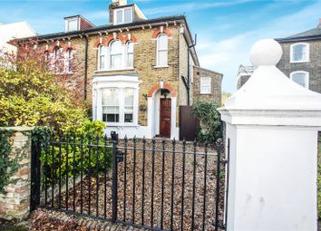 Thumbnail 4 bed semi-detached house for sale in Woolwich Road, Belvedere, Kent
