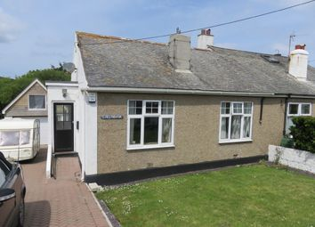 Thumbnail 2 bed semi-detached bungalow for sale in Towednack Road, St. Ives