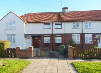 Thumbnail 2 bedroom terraced house to rent in Oteley Avenue, Bromborough, Wirral