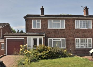 Thumbnail 3 bed semi-detached house for sale in Laneside, Chislehurst