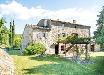 Thumbnail 5 bed property for sale in Stone Farmhouse, Radda, Chianti