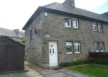 Thumbnail 2 bed end terrace house to rent in Main Road, Crombie, Dunfermline