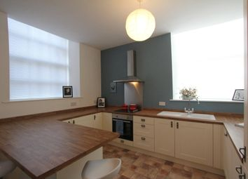 Thumbnail 1 bed flat to rent in Victoria Apartments, Padiham, Lancs