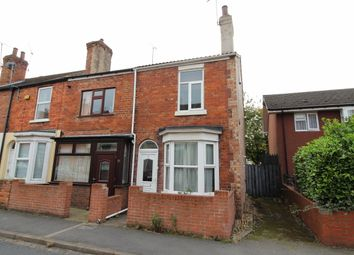 Thumbnail 3 bed end terrace house for sale in Tooley Street, Gainsborough
