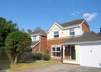 Thumbnail 3 bed detached house to rent in Greenside Court, New Crofton, Wakefield