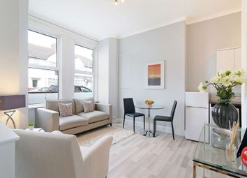 Thumbnail 1 bed flat for sale in Wilton Road, Colliers Wood, London