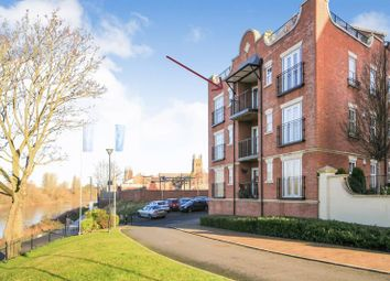 Thumbnail 2 bedroom flat to rent in Armstrong Drive, Diglis, Worcester