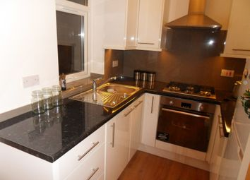 Thumbnail 1 bed flat to rent in Fairlop Road, London