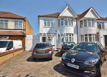 Thumbnail 3 bedroom semi-detached house for sale in Clayhall Avenue, Clayhall, Ilford