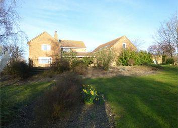 Thumbnail Detached house for sale in Caldecote Road, Stilton, Peterborough