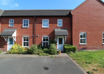 Thumbnail 3 bed terraced house for sale in Windmill Meadow, Wem, Shrewsbury