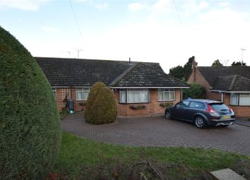 Thumbnail 3 bed semi-detached bungalow for sale in Cannons Close, Bishop's Stortford