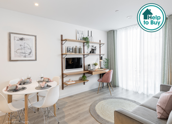 Thumbnail 1 bedroom flat for sale in Bollo Lane W4, London,