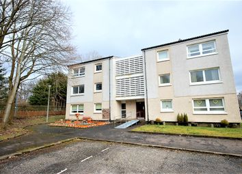 Thumbnail 1 bed flat for sale in Cairnhill Drive, Crookston, Glasgow