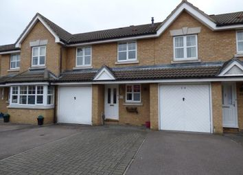 Thumbnail 3 bed terraced house for sale in Kershaw Close, Hornchurch