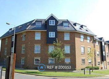 Thumbnail 2 bed flat to rent in Fourdrinier Way, Hemel Hempstead