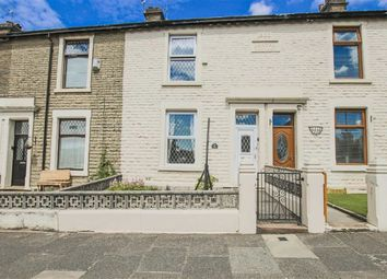 Thumbnail 3 bed terraced house for sale in Stopes Brow, Lower Darwen, Lancashire