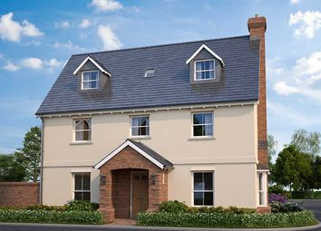 Thumbnail 5 bedroom detached house for sale in Riverside II, Stapleford, Cambridge, Cambridgeshire