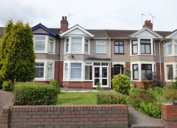 Thumbnail 3 bed terraced house for sale in Addison Road, Keresley, Coventry