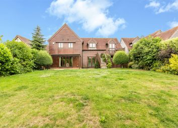 Thumbnail 4 bed detached house for sale in Hildenbrook Farm, Hildenborough, Tonbridge
