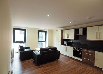Thumbnail 4 bed flat to rent in Fitzwilliam Street, Sheffield