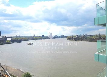 Thumbnail 2 bed flat to rent in Fiador Apartments, Enderby Wharf, London