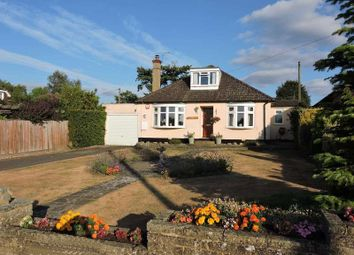 Thumbnail 3 bed bungalow for sale in Links Way, Bookham, Leatherhead