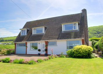 Thumbnail 5 bed detached house for sale in Down End, Croyde, Braunton