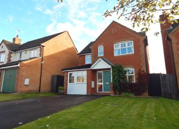 Thumbnail 4 bedroom detached house to rent in Beyer Road, Amesbury, Wiltshire